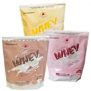 Peak Delicious Whey Protein (1000g)