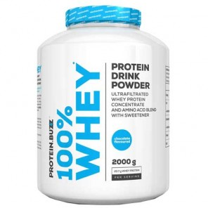 ProteinBuzz 100% Isolat (2kg)