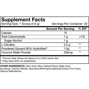 RSP Nutrition - Pump-Booster Pre-Workout (30 Servings)