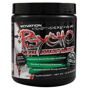 Scivation Psycho (50 Servings)