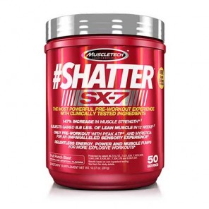 Muscletech Shatter SX-7 (30 Servings)