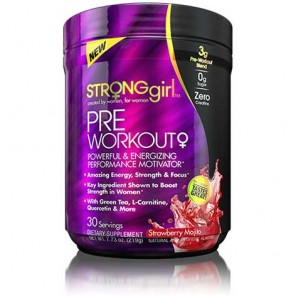 StrongGirl Pre-Workout (30 Servings)