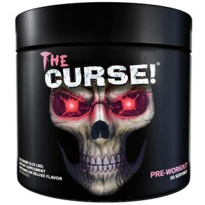The Curse Pre-Workout  (50 Servings)