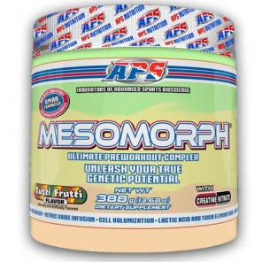 APS Mesomorph (25 Servings)