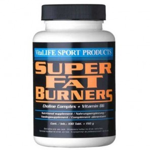 VitaLIFE Super Fat Burners (120 caps)