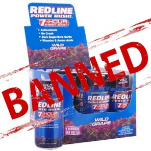 VPX Red Line Power Rush (12 x 74ml)